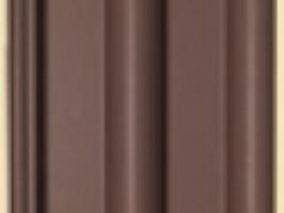 hnedá matná