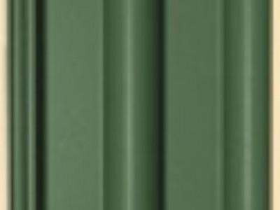 zelená matná